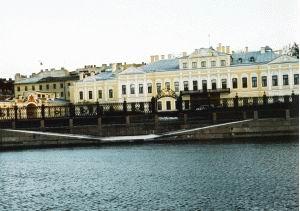дворец екатерина на фонтанке меняется лишь